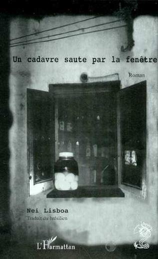 Couverture CADAVRE (UN) SAUTE PAR LA FENETRE