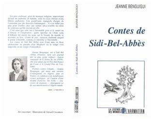 Couverture Contes de Sidi-Bel-Abbes