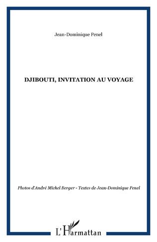 Couverture DJIBOUTI, INVITATION AU VOYAGE