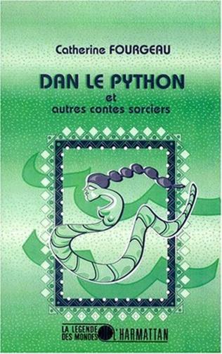 Couverture DAN LE PYTHON et autres contes sorciers