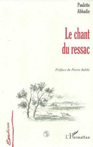 Couverture LE CHANT DU RESSAC