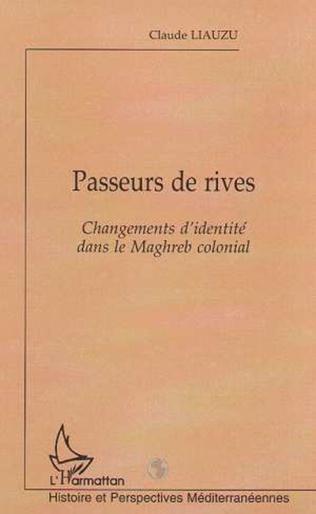 Couverture PASSEURS DE RIVES