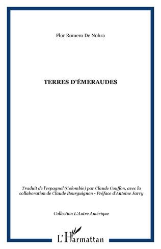 Couverture TERRES D'éMERAUDES