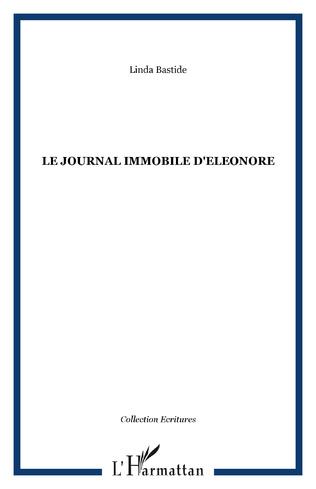 Couverture LE JOURNAL IMMOBILE D'ELEONORE
