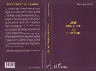 JUIF CONVERTI AU JUDAÏSME, Hubert Hannoun livre, ebook, epub