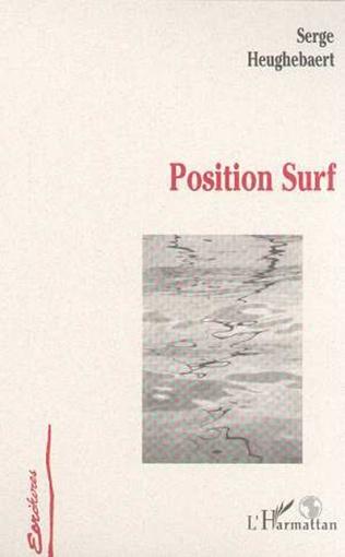 Couverture POSITION SURF
