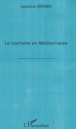 Couverture LE TOURISME EN MEDITERRANEE