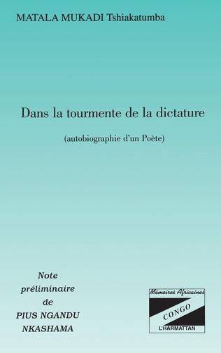 Couverture DANS LA TOURMENTE DE LA DICTATURE
