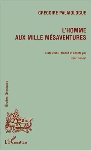 Couverture L'HOMME AUX MILLE MÉSAVENTURES