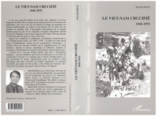 Couverture LE VIET-NAM CRUCIFIÉ 1945-1975