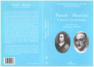 Couverture PASCAL-MAURIAC