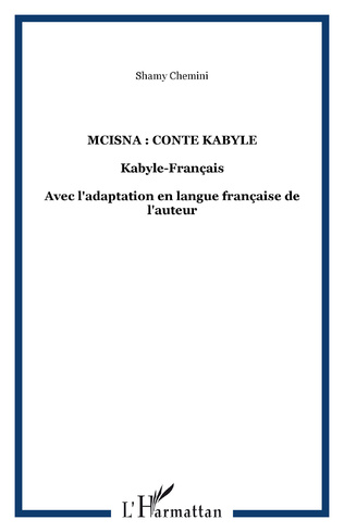 Couverture Mcisna : conte kabyle
