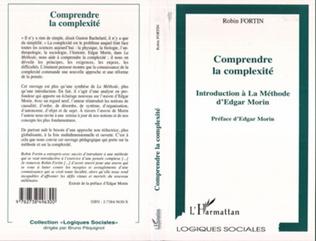 Couverture COMPRENDRE LA COMPLEXITÉ