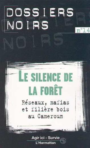 Couverture LE SILENCE DE LA FORÊT