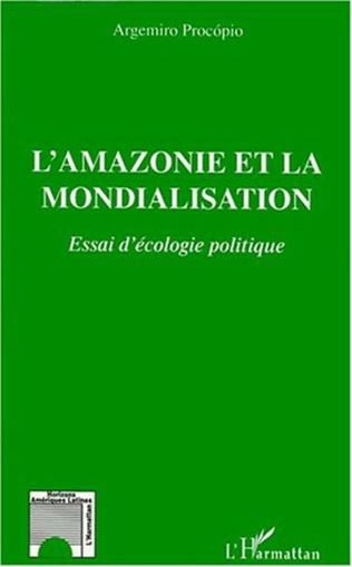 Couverture L'AMAZONIE ET LA MONDIALISATION