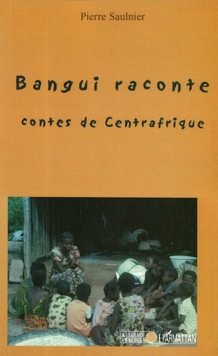 Couverture BANGUI RACONTE