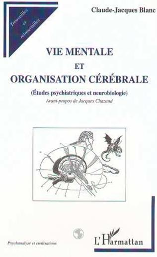Couverture VIE MENTALE ET ORGANISATION CÉRÉBRALE