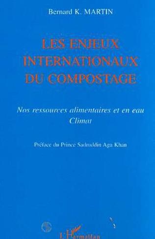 Couverture LES ENJEUX INTERNATIONAUX DU COMPOSTAGE