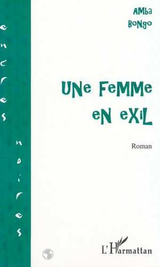 Couverture UNE FEMME EN EXIL