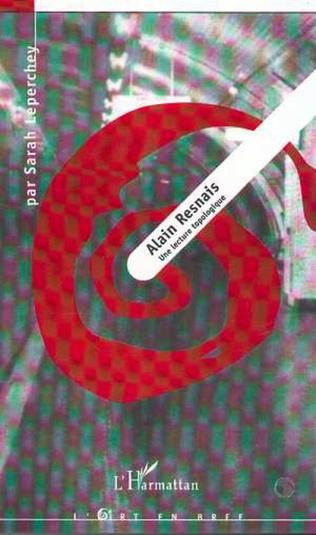 Couverture Alain Resnais : une lecture topologique