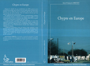 Couverture CHYPRE EN EUROPE