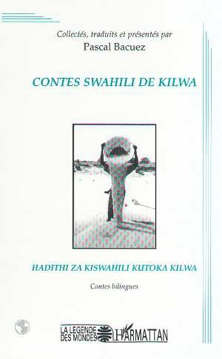 Couverture CONTES SWAHILI DE KILWA