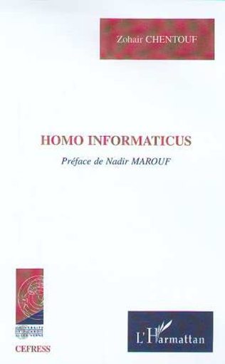 Couverture HOMO INFORMATICUS
