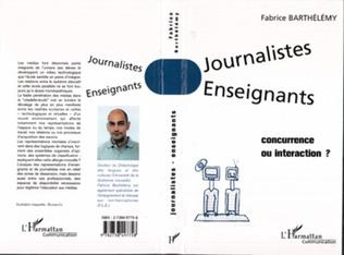 Couverture JOURNALISTES ENSEIGNANTS