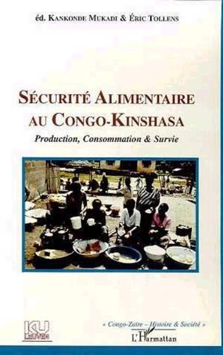 Couverture SÉCURITÉ ALIMENTAIRE AU CONGO-KINSHASA