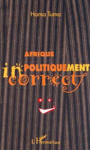 Couverture AFRIQUE POLITIQUEMENT INCORRECT