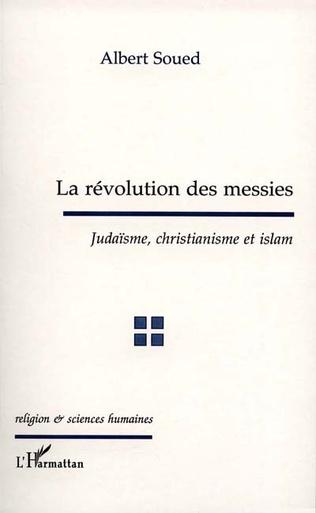 Couverture La révolutions des messies
