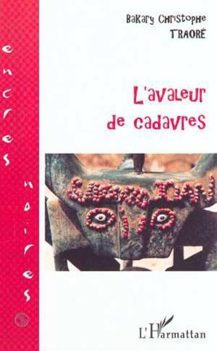 Couverture L'AVALEUR DE CADAVRES