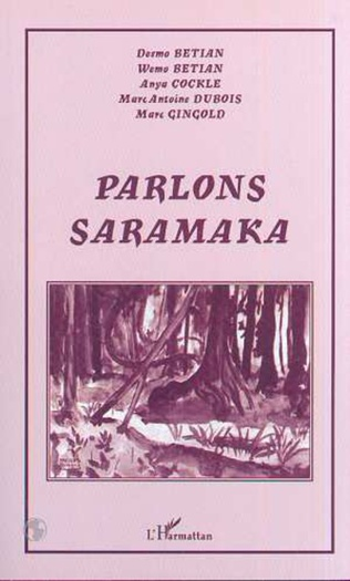 Couverture PARLONS SARAMAKA