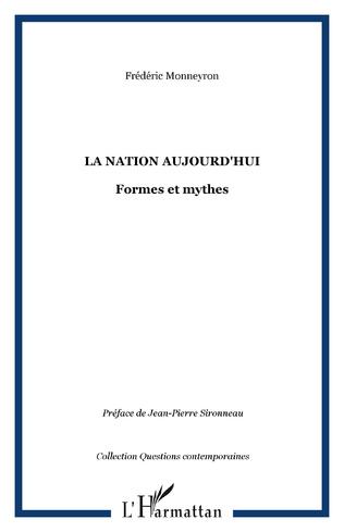 Couverture LA NATION AUJOURD'HUI