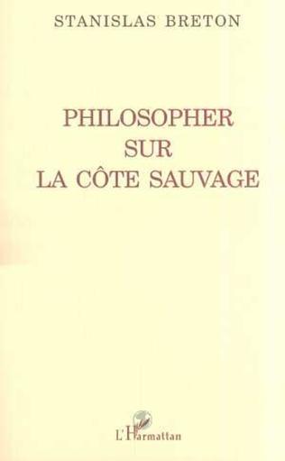 Couverture Philosopher sur la côte sauvage