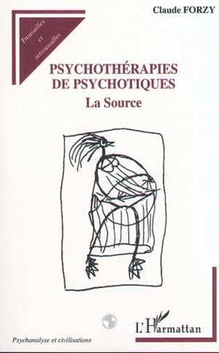 Couverture PSYCHOTHéRAPIES DE PSYCHOTIQUES