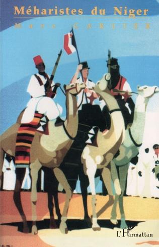 Couverture MEHARISTES DU NIGER