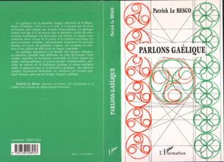 Couverture PARLONS GAÉLIQUE (Irlande)