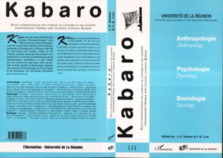 Couverture Anthropologie, psychologie, sociologie