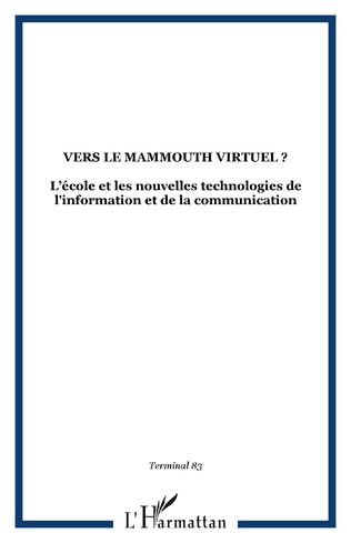 Couverture VERS LE MAMMOUTH VIRTUEL ?