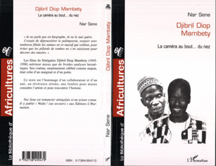 Couverture DJIBRIL DIOP MAMBETY