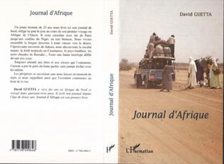 Couverture JOURNAL D'AFRIQUE