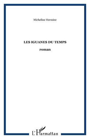 Couverture Les iguanes du temps