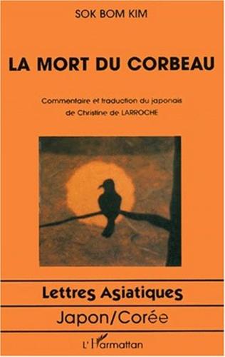 Couverture LA MORT DU CORBEAU
