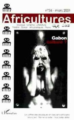 Couverture Gabon culture ?