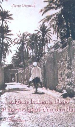 Couverture Algérie brillante d'hier