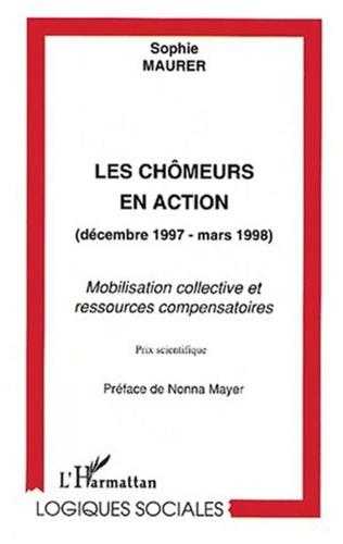 Couverture LES CHÔMEURS EN ACTION (DÉCEMBRE 1997-MARS 1998)