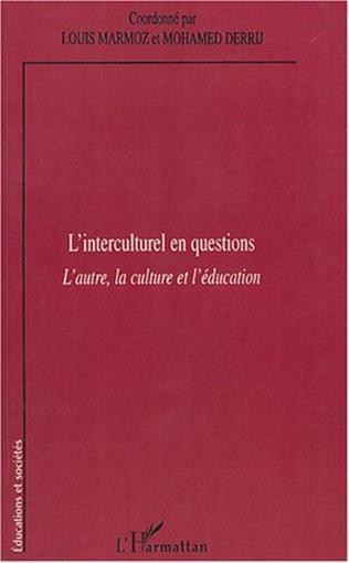 Couverture L'INTERCULTUREL EN QUESTIONS