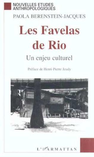 Couverture LES FAVELAS DE RIO
