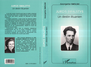 Couverture JURGIS SMALSTYS